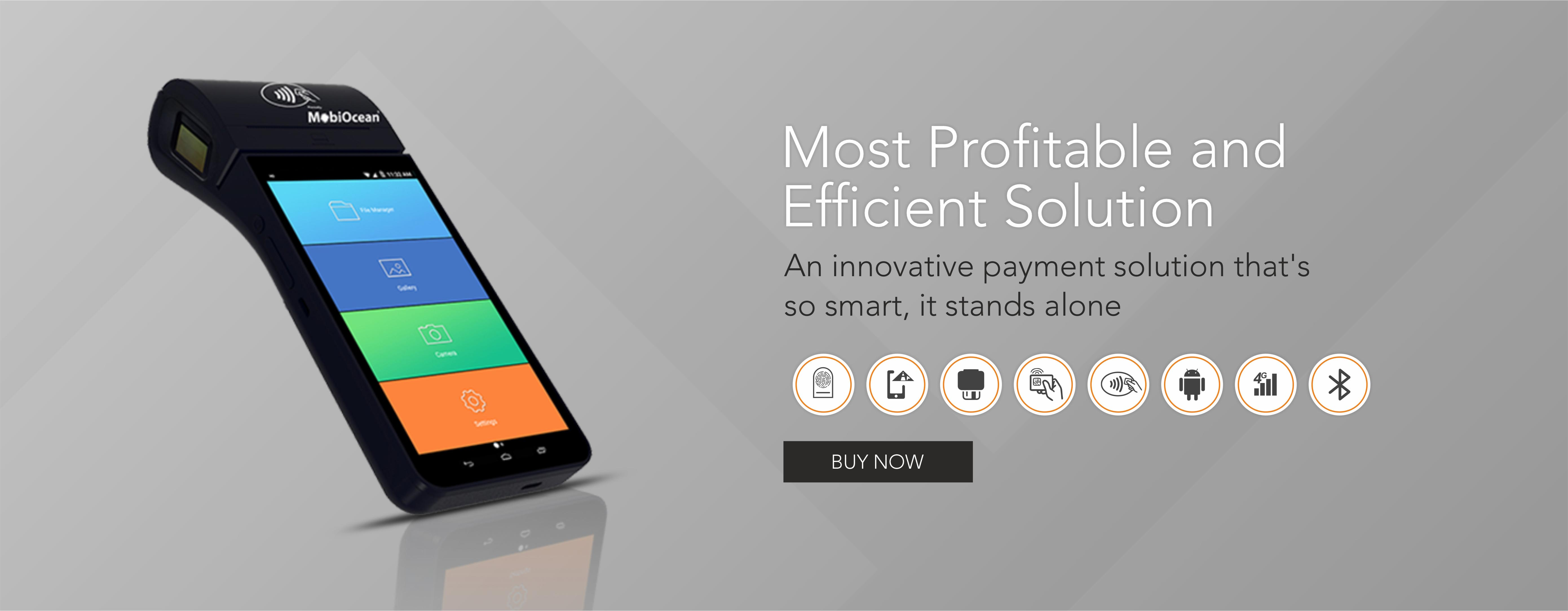 Android pos|Android pos with payments|Android Retail pos - MobiOcean